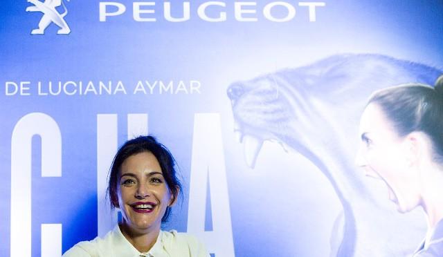 AYMAR | Peugeot presentó un documental de Luciana