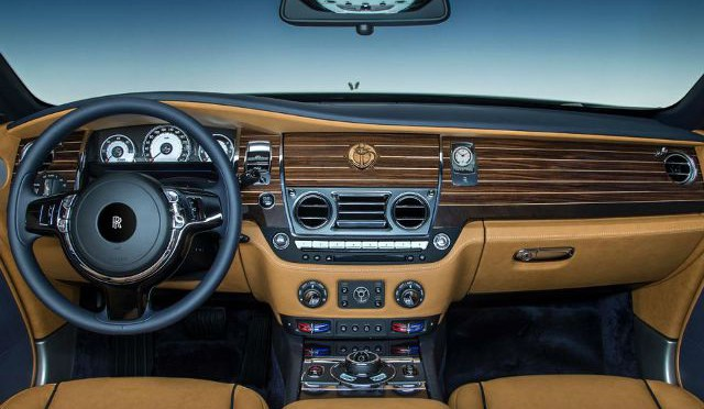 Rolls-Royce | Wraith Nautical un yate de lujo sobre ruedas