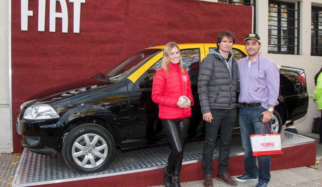 AMCA | Fiat | se sumó al evento solidario por el Día del Taxista