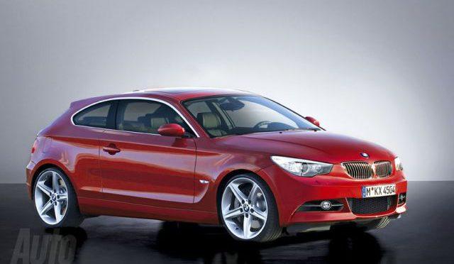 BMW | desarrolla un nuevo automóvil pequeño