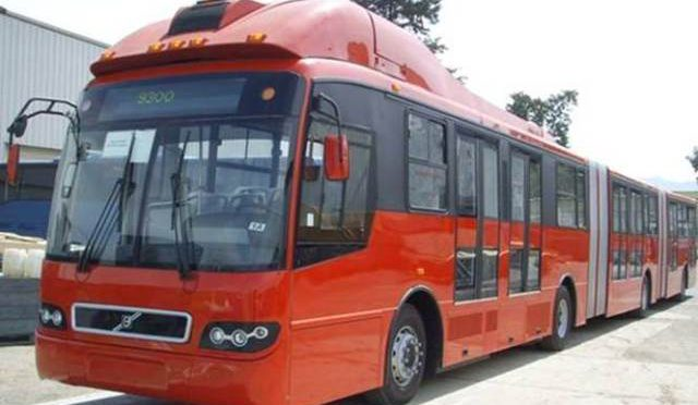 BRT | Volvo Buses | entrega 80 biarticulados para Ecuador