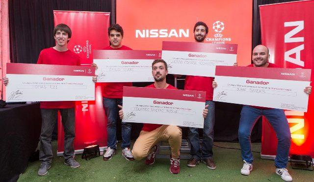 UEFA | Nissan | aquí los 5 argentinos que viajarán a la final de la CHAMPIONS LEAGUE en Milán