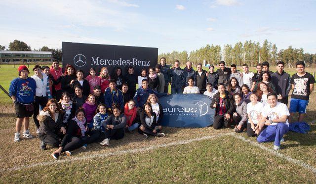 Laureus | Mercedes-Benz | la Fundación y la marca comprometidas con la juventud y el empleo en Argentina
