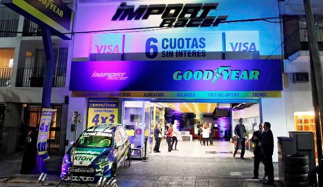 AutoCento | Goodyear | nuevo punto de venta  en el Gran Buenos Aires