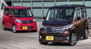 Mitsubishi eK Wagon eK Space Nissan Dayz y Dayz Roox pruebautos.com.ar