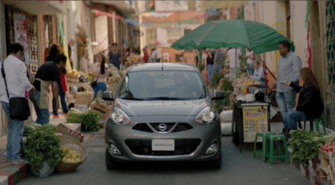 Matej Mecar | Nissan | urbanista canadiense invitado por la marca a…