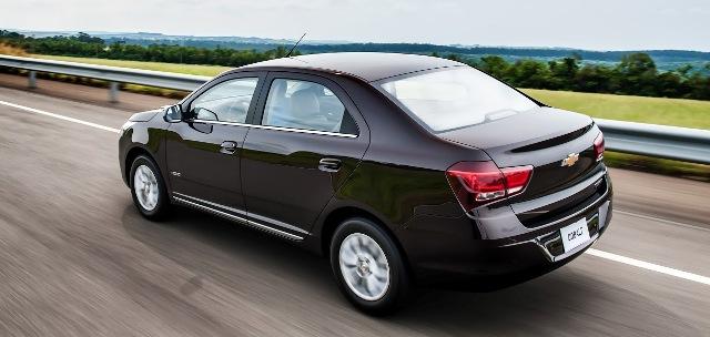Cobalt | Chevrolet | llega el renovado sedán con nuevo diseño y mas conectividad