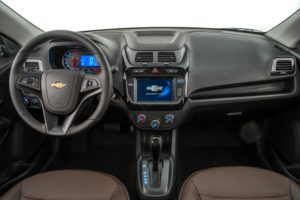 Nuevo Chevrolet Cobalt Foto 3