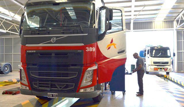 Taller In Situ | Volvo Trucks & Buses | una propuesta para estar más cerca del cliente
