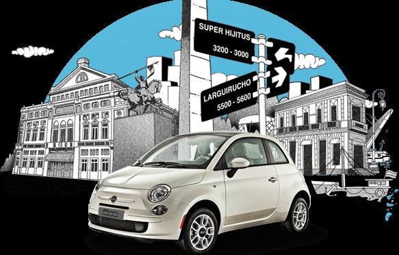 Calles Felices | Fiat | presenta una campaña ciudadana