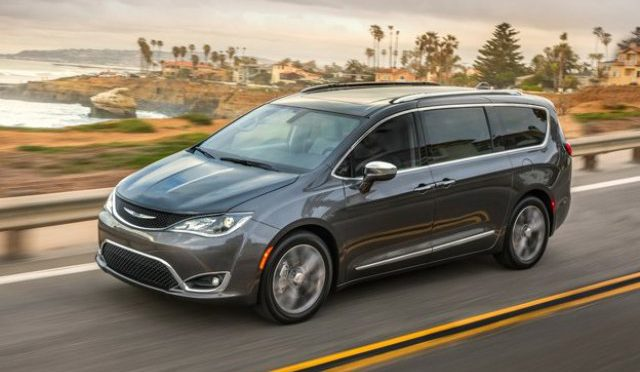 Pacifica | Chrysler | ya se fabrica en Windsor – Canadá