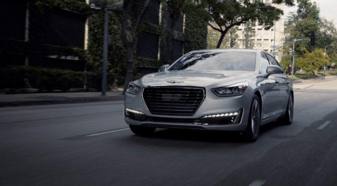G90 | Genesis | la marca y el sedán premium de Hyundai