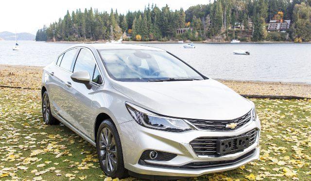 Cruze | Chevrolet | presentación del nuevo sedán mediano nacional con OnStar
