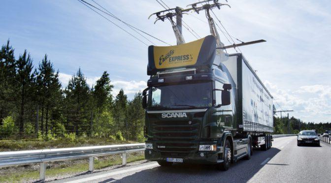 Ruta Eléctrica | Scania | participa en la inauguración del primer trazado