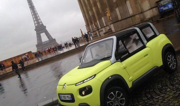 e-Mehari | Citroën | reseña y test del futuro de los SUVs