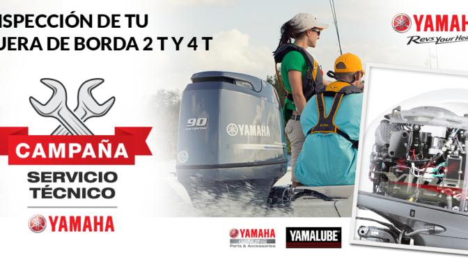 Servicio Técnico Gratis   Yamaha   campaña abierta y gratuita