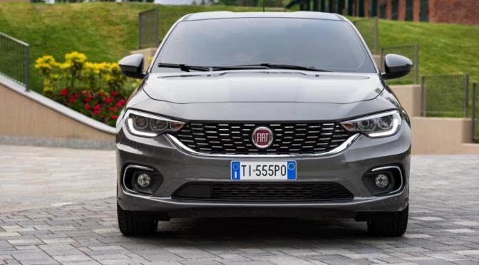 Tipo | Fiat | la nueva berlina a la venta en España