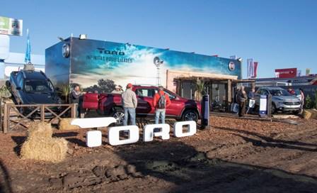 Fiat   Rural 18   te espera en la expo ganadera