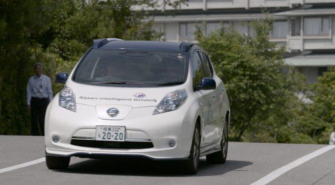 AutoMobili-D | Nissan | participa en la exposición norteamericana