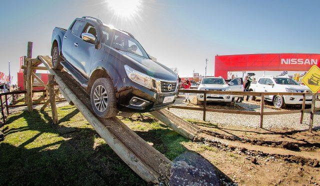 AgroActiva | Nissan | gran despliege de la marca