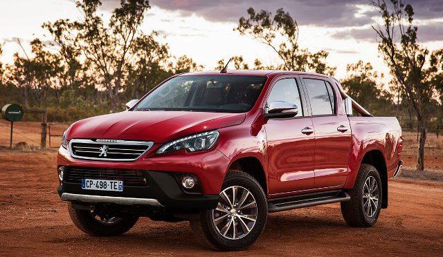 Pickup | PSA-Peugeot | el Grupo va por un nuevo segmento