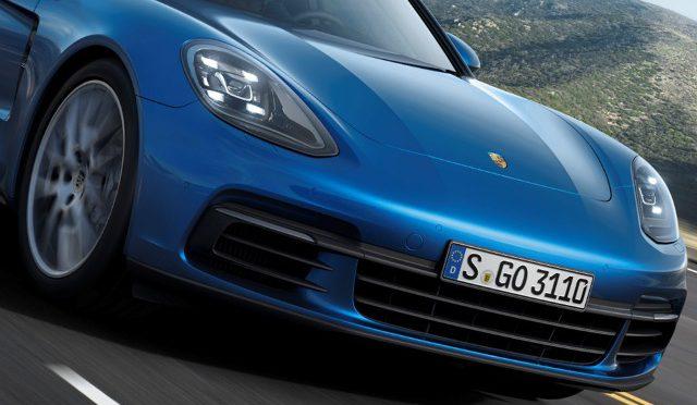 Panamera 2017 | Porsche | evolución completa