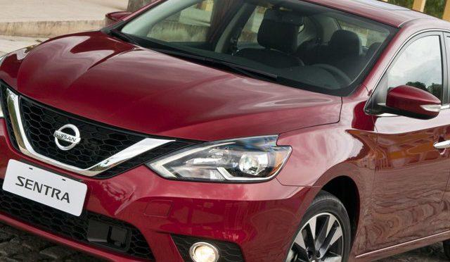 Sentra | Nissan | nuevamente elegido en Brasil como…