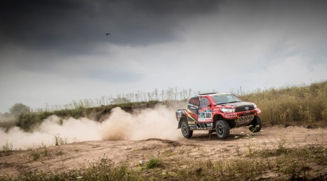 Desafío Ruta 40 | Toyota | renueva la alianza