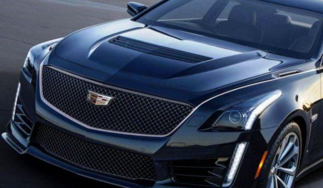 Cadillac | GM | el nuevo CTS-V un éxito a cuenta!
