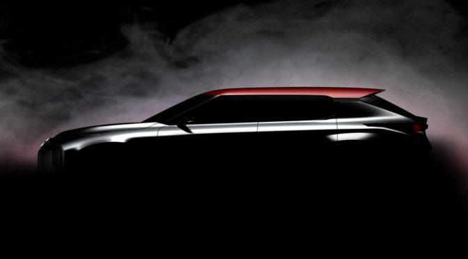 Ground Tourer Concept | Mitsubishi | llega a París en el próximo salón