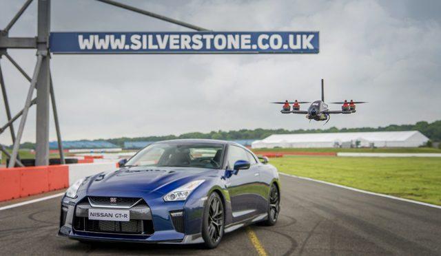 GT-R Drone | Nissan | acelera como un…