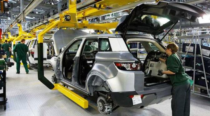 Jaguar / Land Rover | abre moderna factoría en Brasil