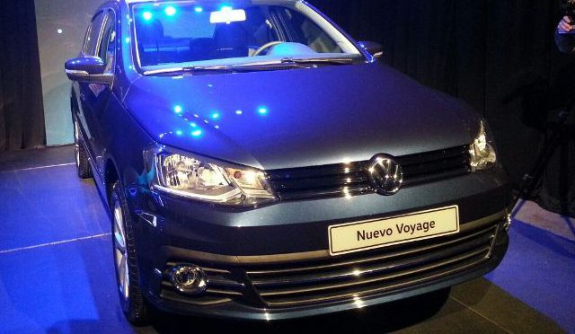 Voyage | Volkswagen | un restyling que lo rejuvenece