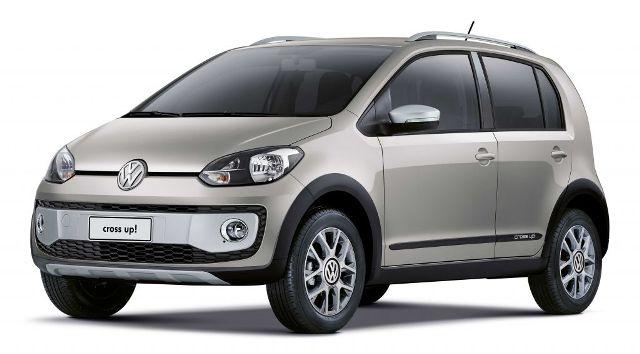 Cross up! | Volkswagen | ahora con cosmética aventurera