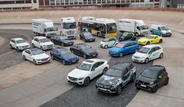 Daimler | sigue por la senda del éxito