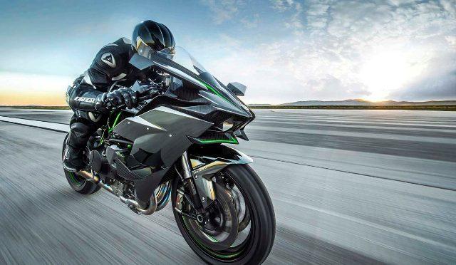 Ninja H2R | Kawasaki | la más rápida del planeta