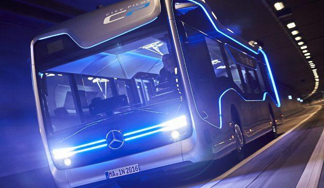 Future Bus   Mercedes-Benz   ya es una realidad