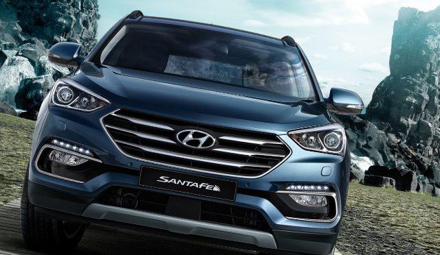 Santa Fe y Grand Santa Fe | Hyundai | lanzamiento en Argentina
