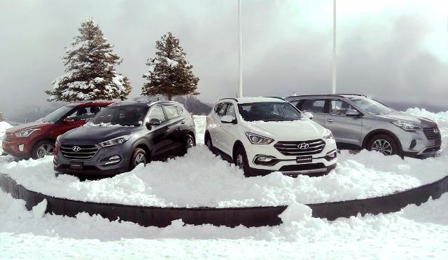 Winter Hyundai | una vez mas en Chapelco