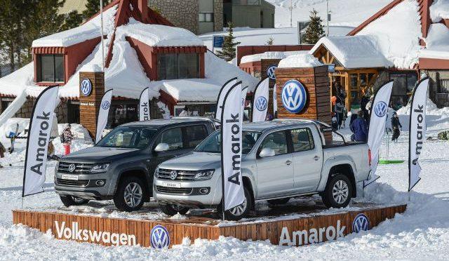Volkswagen | invierno 2016 en Las Leñas