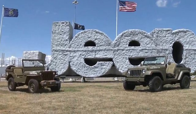 Jeep | Wrangler 75º Salute Concept | celebra su 75º aniversario
