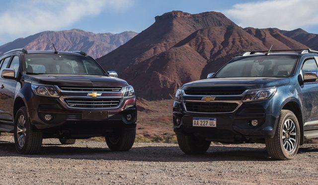 Chevrolet | S10/Trailblazer | dicen presente en Expo Rural 2016