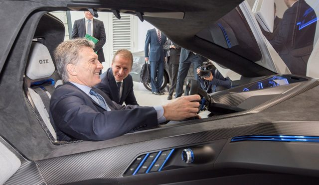 Inversiones | Volkswagen | anuncia importante plan para Argentina