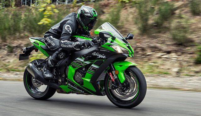 Ninja ZX10R | Kawasaki | la moto de Jonathan Rea