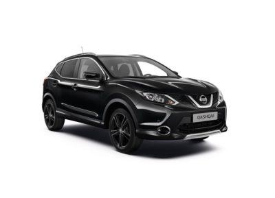 Nissan lanza el nuevo Qashqai: El crossover mejor vendido de Europa obtiene una edición especial Black