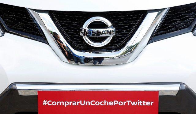 @Twitter | Nissan | su nuevo canal de ventas