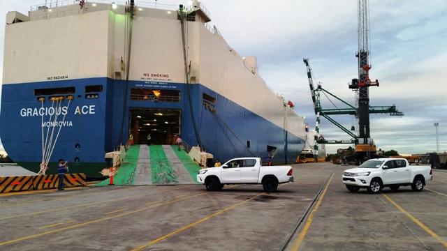 Exportación | Toyota | de Argentina a América Latina