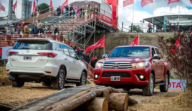 Toyota | presente en la 131º Exposición Rural