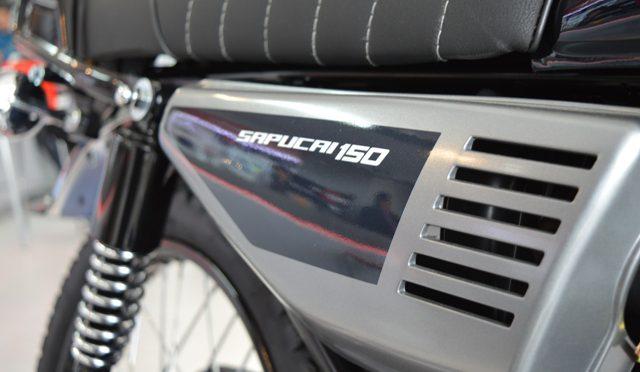 Zanella | Sapucai 150 y G-Force 700 | presentación en nuevo concesionario Premium
