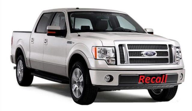 Lobo | Ford | recall por problemas de frenos